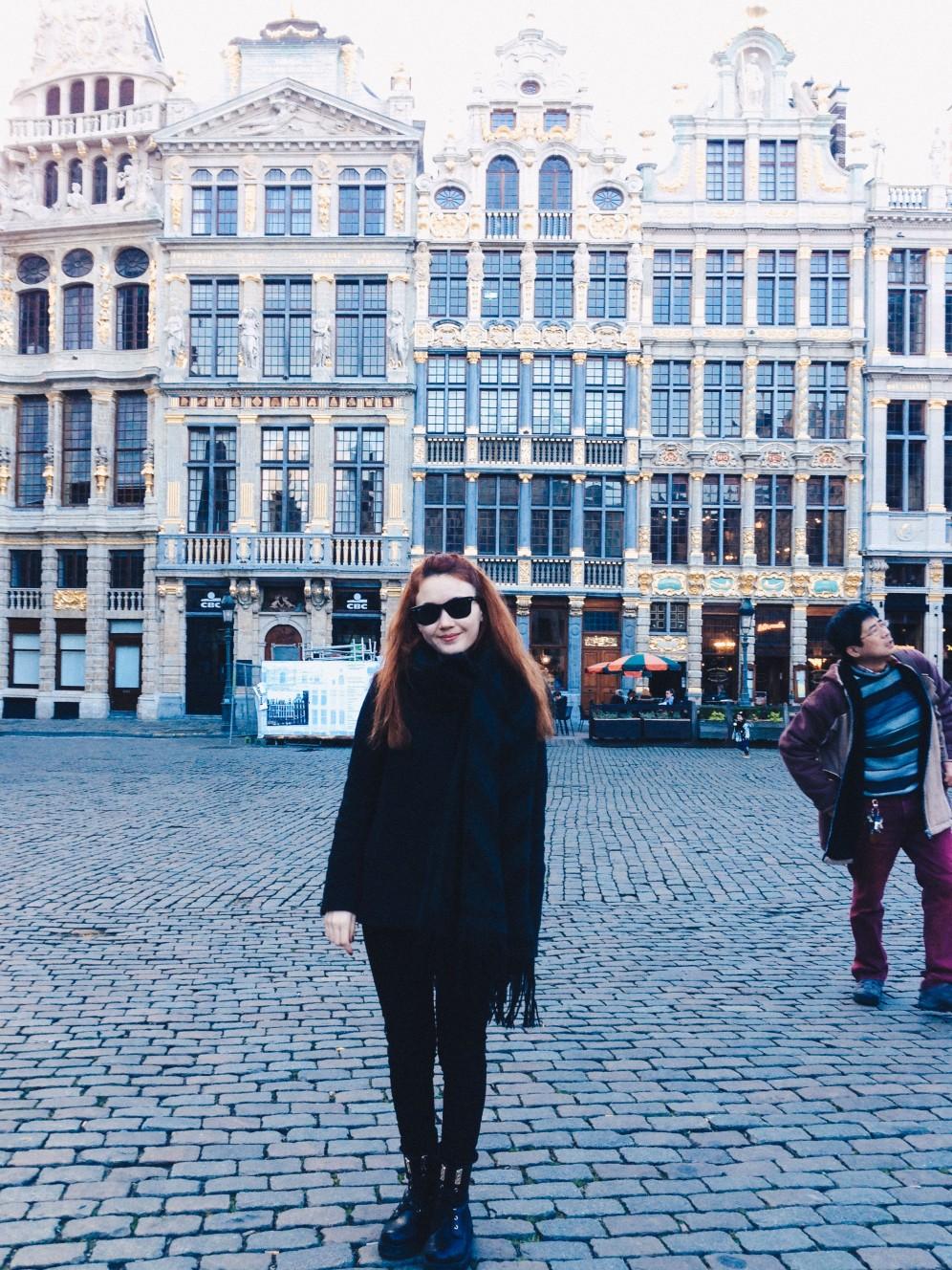 Grote Markt in Brussels