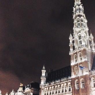 Hôtel de ville de Bruxelles at Grand Place/Grote Markt