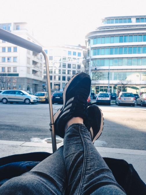 Leaving Brno