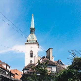St Martin's Cathedral in Bratislava