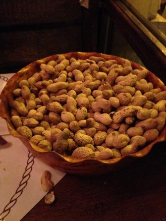 Peanuts in For Sale Pub