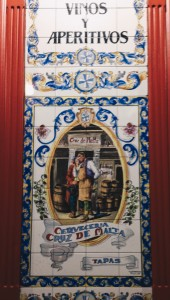 Cerveceria la Cruz de Malta.